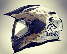 #Repost @touratechusa ・・・ #Touratech is releasing this @DakarRally inspired #AventuroCarbon helmet just in time for a trip south to see the race! You can Pre-order your new #Dakar lid now! Link is in our profile