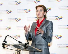 https://flic.kr/p/cvm9um | Helle Thorning-Schmidt | Helle Thorning-Schmidt, prime minister of Denmark, speaks at The 2012 European Summit for Government Transformation. The event was hosted by the European Centre for Government Transformation, a joint venture of the Lisbon Council, the College of Europe and Accenture.