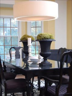 Drum Dining Room Light - Best Cheap Modern Furniture Check more at http://1pureedm.com/drum-dining-room-light/