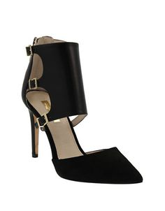 Shoes | Heels & Pumps | Jeanette Cut-Out Stiletto Heels | Hudson's Bay