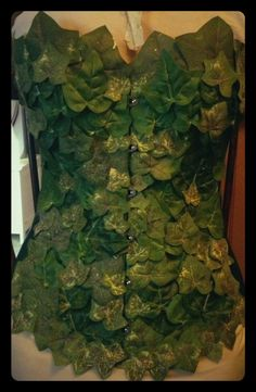 For when I dress up as poison Ivy! One day!