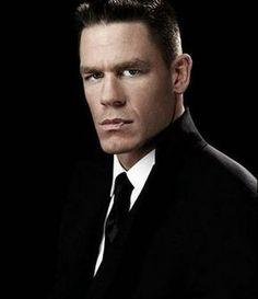 John Cena. Somehow so goofy looking it makes him attractive!