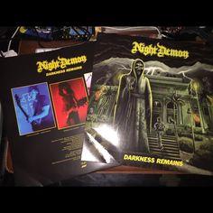 Excellent nouvelle album de Night Demon !