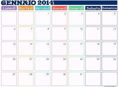 MamiGio: Calendario mensile scaricabile