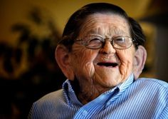 Karl Slover- 93 today. He is one of the four surviving Muchkins from the Wizard of Oz.