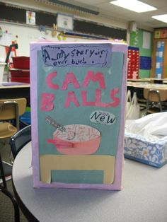 Th And Fabulous Cereal Box Book Reports  Education