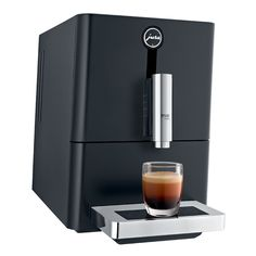 The Jura Ena Micro 1, a compact and yet very powerful Jura espresso machine!