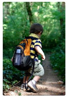 Happy Backpackers: Planning A Family Wilderness Trip   ParentMap