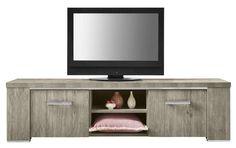 TV-Dressoir Francisco | Voor meer informatie en de diverse mogelijkheden kijkt u op www.prontowonen.nl #ProntoWonen #dressoir #kasten #woonkamer #eetkamer #interieur