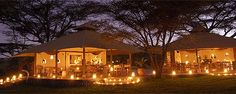 Joy's Camp in Shaba National Reserve, Kenya (site of Joy Adamson and Penny the Leopard)