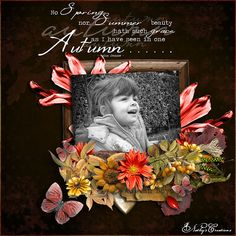 "Kit "" Joys Of Autumn "" by Feli Designs"