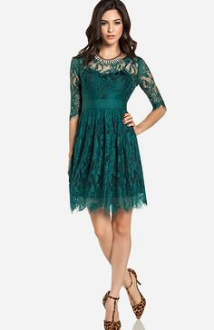 Lace Jessica Dress... This is probably the most beautiful dress I've ever seen.