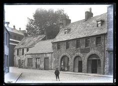 Perth, Fair Maid's House from Castle Gable - Digital Library