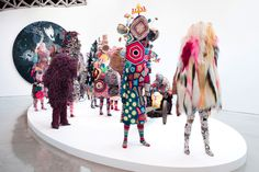 When Fashion becomes Art - Nick Cave - Soundsuits