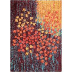View this item and discover similar for sale at - Vintage Scandinavian Rya rug, origin: Scandinavia, circa: century. Here is an exciting and beautiful vintage carpet, a vintage rya rug that was Rya Rug, Mid Century Rug, Rug Hooking Patterns, Rug Inspiration, Classic Rugs, Patterned Carpet, Rugs On Carpet, Hall Carpet, Woven Rug
