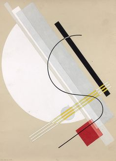 Félix Del Marle (French, Composition, 1948 Gouache and Indian ink on paper Modern Art, Contemporary Art, Bauhaus Design, Composition Design, Art And Architecture, Architecture Sketchbook, Geometric Shapes, Sculpture Art, Art Nouveau
