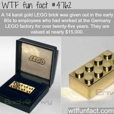 Most expensive LEGO bricks - (Awesome LEGO, jus Awesome!)  ~WTF! interesting and awesome fun facts