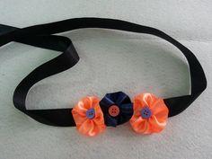 DIY Ribbon Flower Headband - Createsie