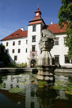 Třeboň Castle Czech Republic