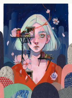 Audra Auclair - Everything About Painting Art Inspo, Audra Auclair, Character Art, Character Design, Character Concept, Concept Art, Art Mignon, Arte Sketchbook, Ouvrages D'art