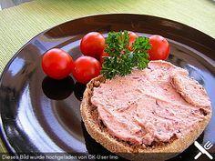 Vegi - Leberwurst (mit Rauchsalz)