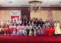 Neal Slavin's group portraits are pretty amazing. This is the International Society of Twins, Muncie, Ind. Group Photography, Figure Photography, Street Photography, Photographer Headshots, Portrait Photographers, Portraits, Muncie Indiana, Something In The Way, International Society