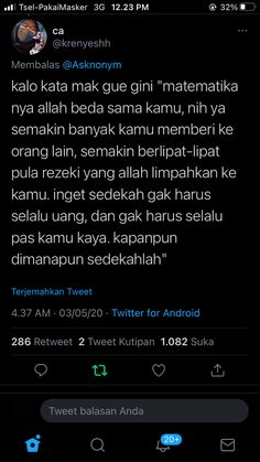 Snap Quotes, Best Quotes, Muslim Quotes, Islamic Quotes, Learn Islam, Cartoon Jokes, Self Reminder, Twitter Quotes, Gw