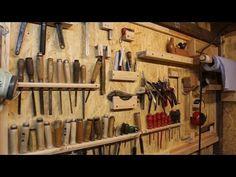 Bau einer Werkzeugwand - YouTube