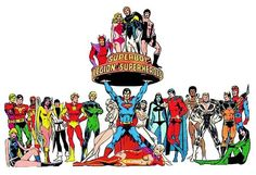 Superboy & The Legion of Super-Heroes