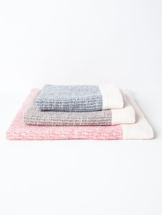 Ribbed Towel from rikumo