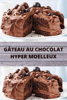 Cupcake Cake Designs, Cupcake Cakes, Easy Desserts, Dessert Recipes, Gateau Cake, Cake Receipe, Moist Cakes, Nutella, Smoothie Recipes
