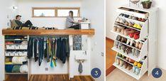 Bilderesultat for closet organization ideas small space