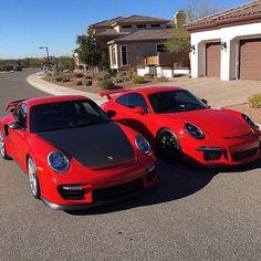 At Home Porsche