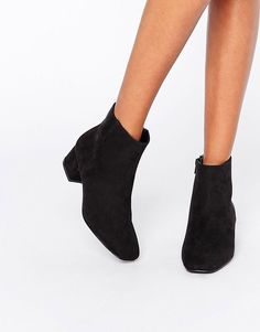 Asos Afira Ankle Boots