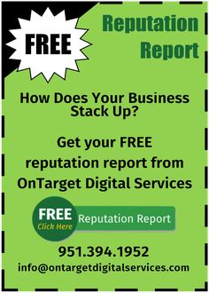 Find out how your business appears to potential customers online by requesting a free reputation report today. Facebook, Sayings, Digital, Business, Google, Free, Lyrics, Quotations, Idioms