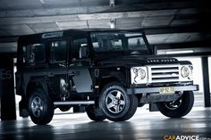 60th anniversary edition Defender. The start of my addiction!