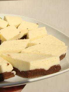 Cristina's world: Prajitura rasturnata cu crema de lapte - dukan style Sweets Recipes, No Bake Desserts, Cake Recipes, Low Carb Deserts, Sweet Pastries, Dessert Drinks, Yummy Cookies, Coco, Food And Drink