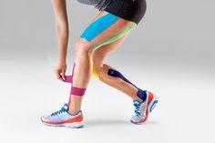 Using K-Tape to prevent running injuries