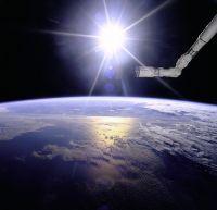 Ile waży człowiek w kosmosie?