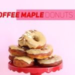 Coffee Maple Donuts