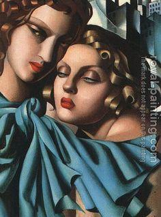 Tamara de Lempicka - The Girls