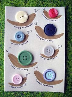 Cool Button Craft Projects for 2016 (11)
