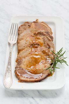 The roast pork in casserole is a second main dish.- the roas.-The roast pork in casserole is a second main dish.- the roast pork in casserole … The roast pork in casserole is a second main dish.- the roast pork in casserole is a very tasty and e Finger Food Appetizers, Appetizer Recipes, Popular Italian Food, Beef Skillet Recipe, Skillet Recipes, Pork Recipes, Cooking Recipes, Italian Food Restaurant, Pork Roast