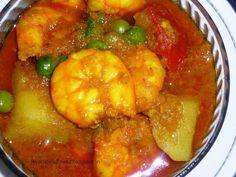 Jayati's Food Journey - Enjoy!!!: Prawn Kalia