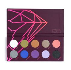 ZOEVA - Eyeshadow Palette - Retro Future