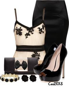 """Untitled #581"" by cw21013 on Polyvore"