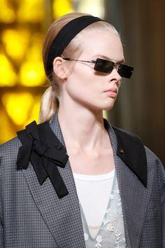 df4d1b2a3d76 Miu Miu. Paris SummerSpring Summer 2018Spring Summer FashionCouture DetailsFashion  DetailsMiu MiuVogueSummer CollectionMiumiu Sunglasses