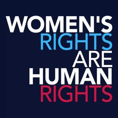 """This """"Women's Rights Are Human Rights"""" t-shirt makes a statement about equal rights. It's a feminist t-shirt and protest t-shirt than can be worn by anyone who fights for equality and basic human rights. Human Rights, Women's Rights, Trans Rights, Intersectional Feminism, Pro Choice, Equal Rights, Social Justice, Powerful Women, Women Empowerment"""