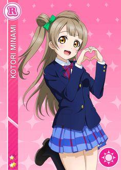#432 Minami Kotori R