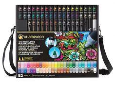 Chameleon Pens | 52 pen pack